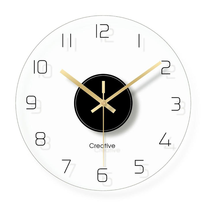 Modern Quartz Wall Clock Sarah Model