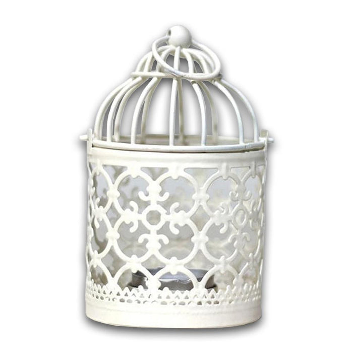 Moroccan Iron Candleholder