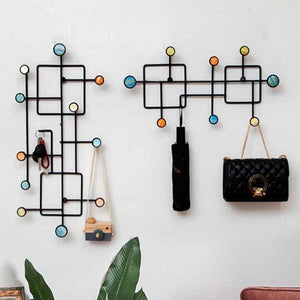 Multi-color Nordic Wall Storage Hook - Hansel & Gretel Home Decor