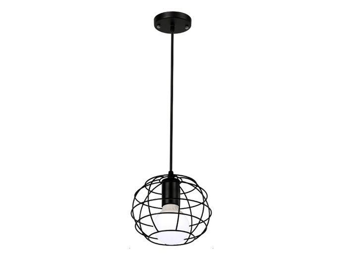 New York Iron Hanging Lamp