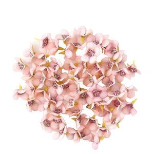 Pink Artificial Flowers Daisy Heads - Hansel & Gretel Home Decor