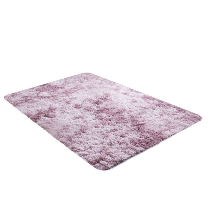 Pink Dining Area Rug