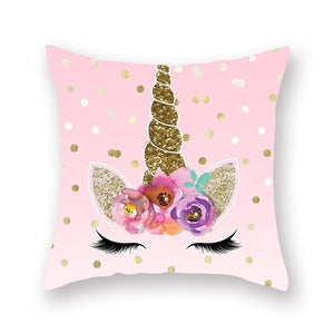 Fabulous Pink Decorative Pillow Covers