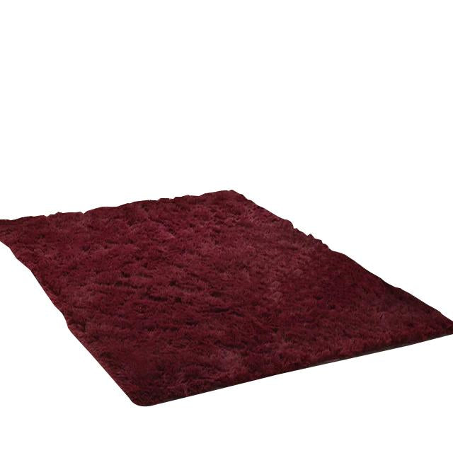 Red Dining Area Carpet - Hansel & Gretel Home Decor
