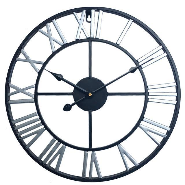 Retro Art Wall Clock Brenda Model