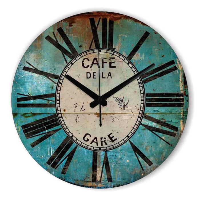 Retro Vintage Wall Clock Amy Model