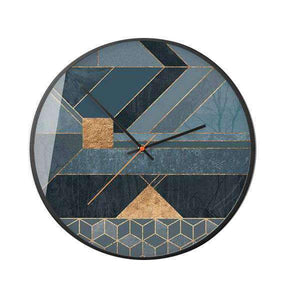 Silent Movement Wall Clock Deborah Model - Hansel & Gretel Home Decor