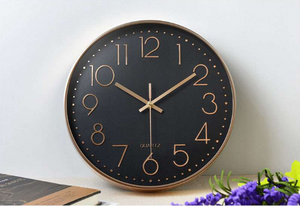Simple Stylish Vintage Clock - Hansel & Gretel Home Decor