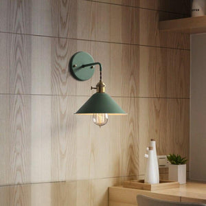 Trondheim Green Wall Light - Hansel & Gretel Home Decor