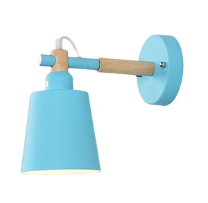 Tucson Light Blue Wall Light-Hansel & Gretel Home Decor