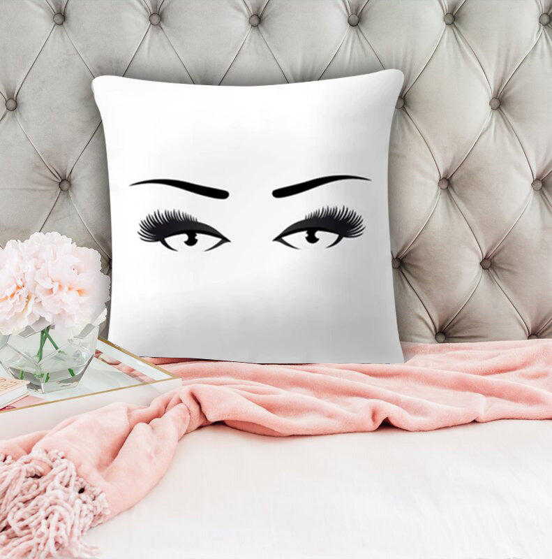 Fabulous White Decorative Pillow Covers - Hansel & Gretel Home Decor
