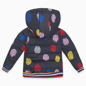 ARE YOU READY PADDED PARKA