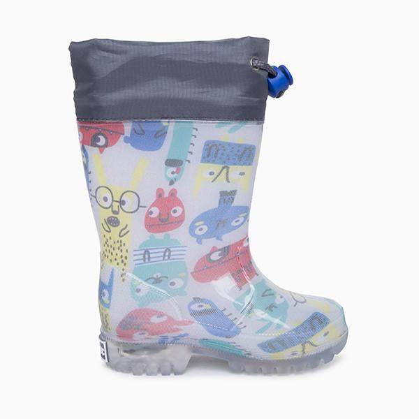 ARE YOU READY LIGHT UP RAINBOOTS