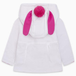 HOOP PLUSH JACKET
