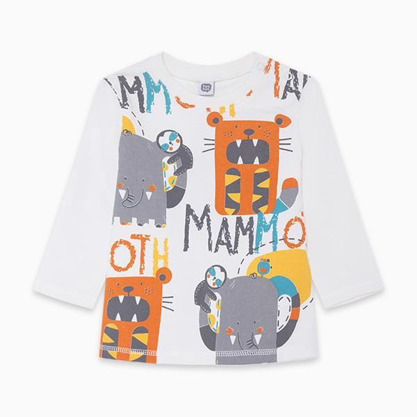 MAMMOTH FRIENDS JERSEY T-SHIRT