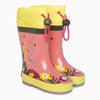 TROPICAL JUNGLE RAINBOOTS