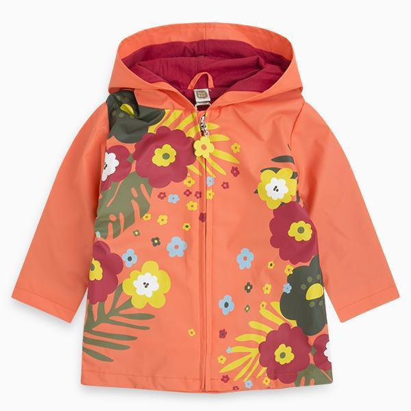 TROPICAL JUNGLE RAINCOAT