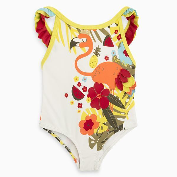 TROPICAL JUNGLE SWIMSUIT