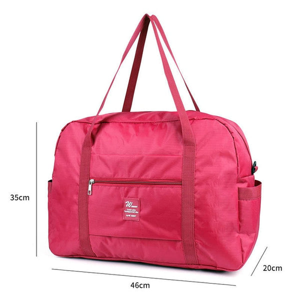 Womannewstyle High Quality Waterproof Oxford Travel Bags