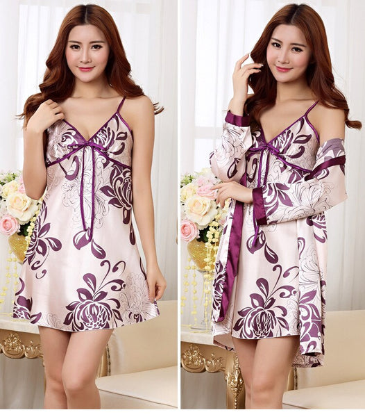 Womannewstyle New Spring Summer Long Robe