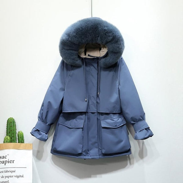 Womannewstyle Winter Jacket