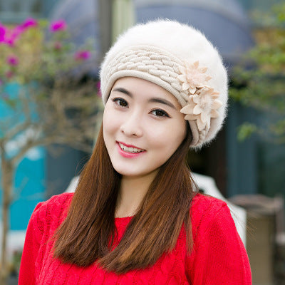 Womannewstyle New Arrival Elegant Women Knitted Hats