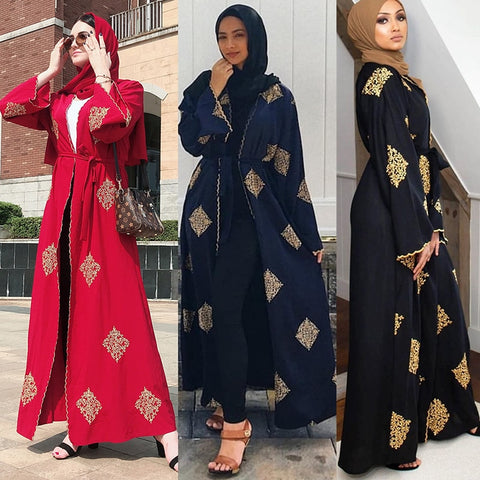 Womannewstyle 2020 Fashion Kaftan Abaya