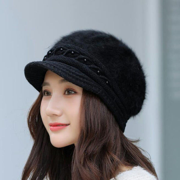 Womannewstyle Autumn And Winter Knitted Hat