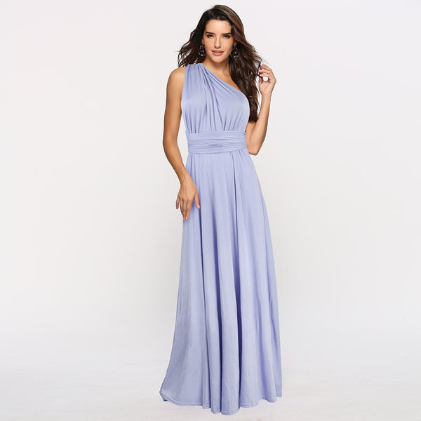 Womannewstyle Ladies Sexy Women Maxi Club Dress