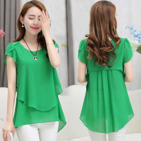 2020 Fashion Brand Women's blouse 6 colors