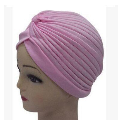 Womannewstyle Cotton turban for women