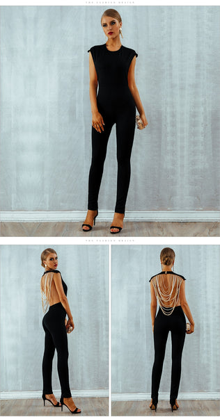 Womannewstyle 2020 New Summer Women Jumpsuit