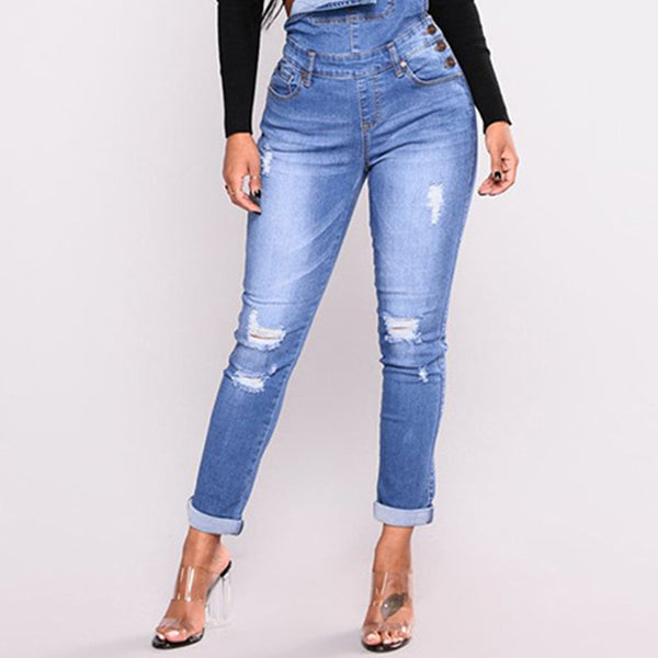 Womannewstyle WOOD Jeans