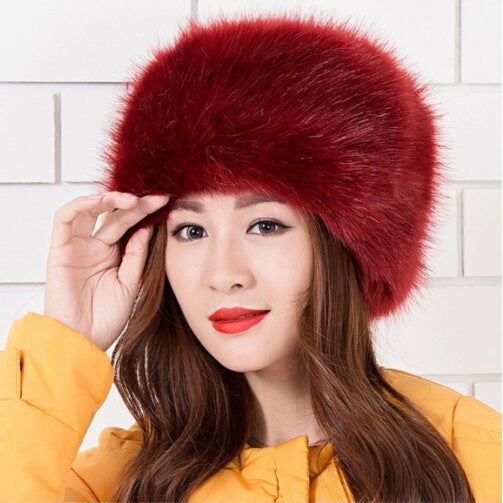 Womannewstyle 2020 Russian Tick Fluffy Women Hats