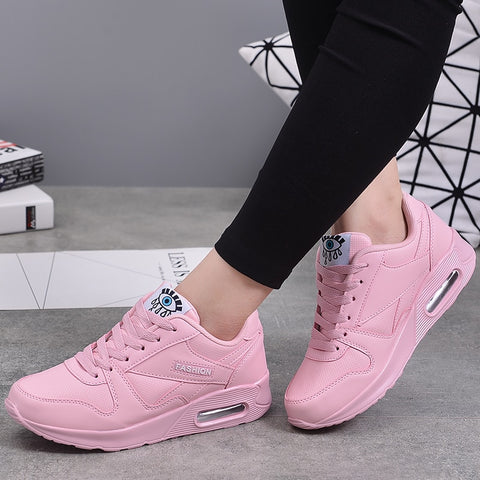 Womannewstyle Winter Fashion Women Casual Shoes