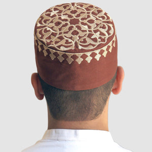 Kufi | Prayer Hats