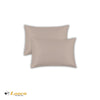 Luxry Quality Plain Dyed Oxford Baggie Pillow Cases Pair