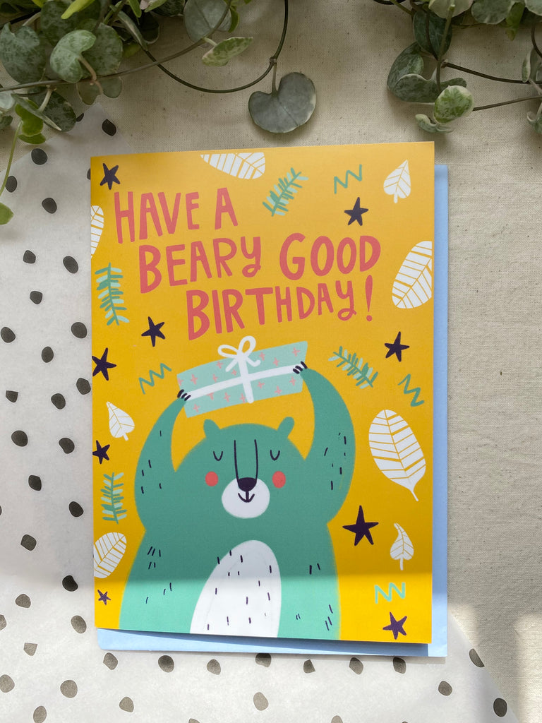 Have a Berry Good Birthday! Birthday Card