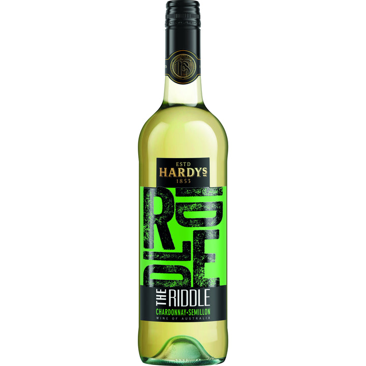 Hardys The Riddle Chardonnay-Semillon, 75cl