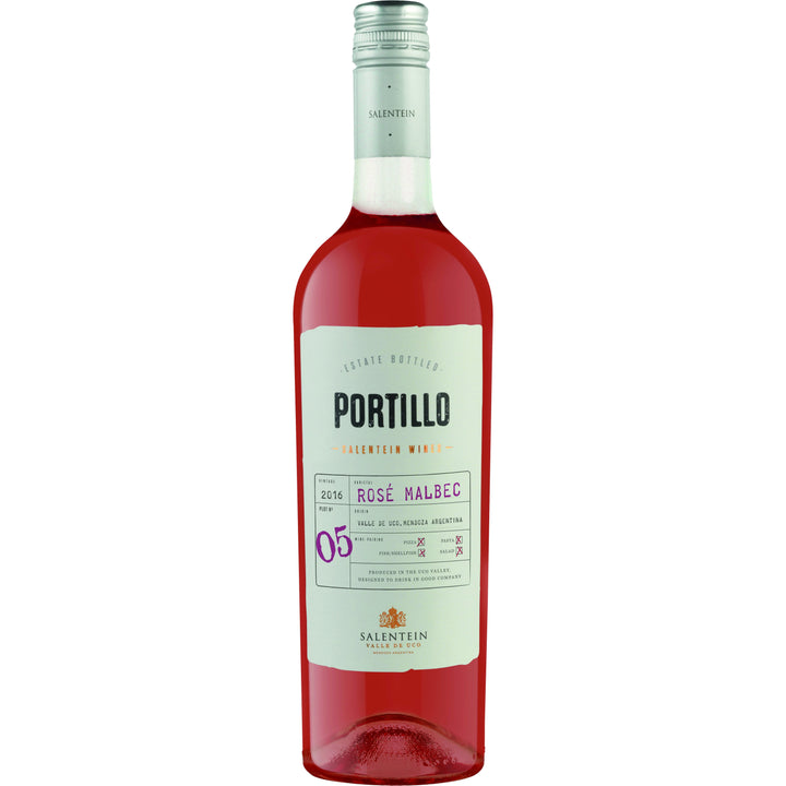 Portillo Malbec Rose, 75cl