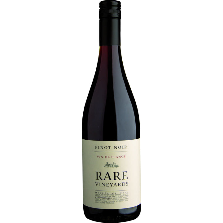 Rare Vineyards Pinot Noir, 75cl