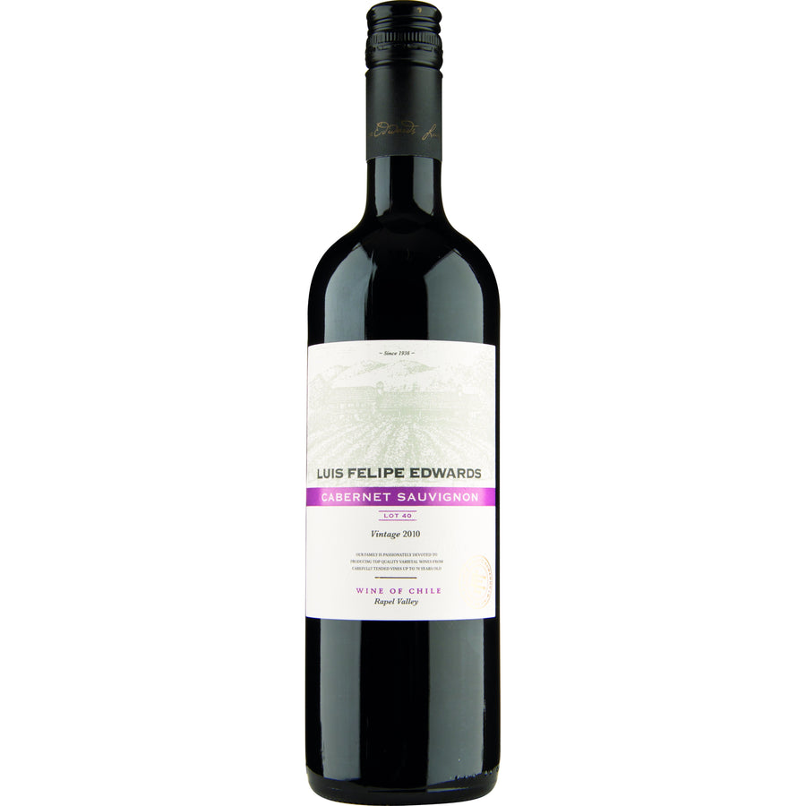 Luis Felipe Edwards Lot 40 Cabernet Sauvignon, 75cl