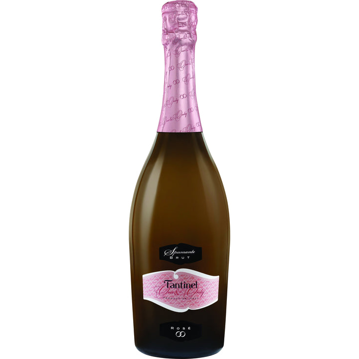 Fantinel 'One & Only' Rosato Brut, 75cl