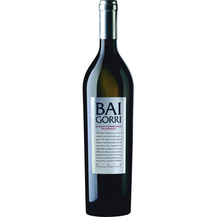 Baigorri Rioja Barrel Fermented Blanco, 75cl