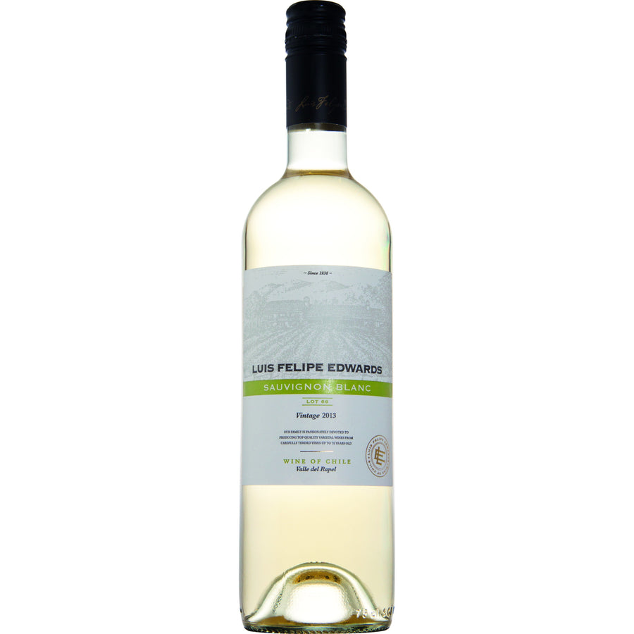 Luis Felipe Edwards Lot 66 Sauvignon Blanc, 75cl