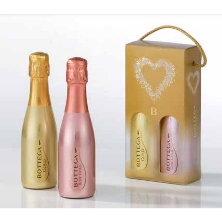Bottega Gold & Rose 20cl Gift Set
