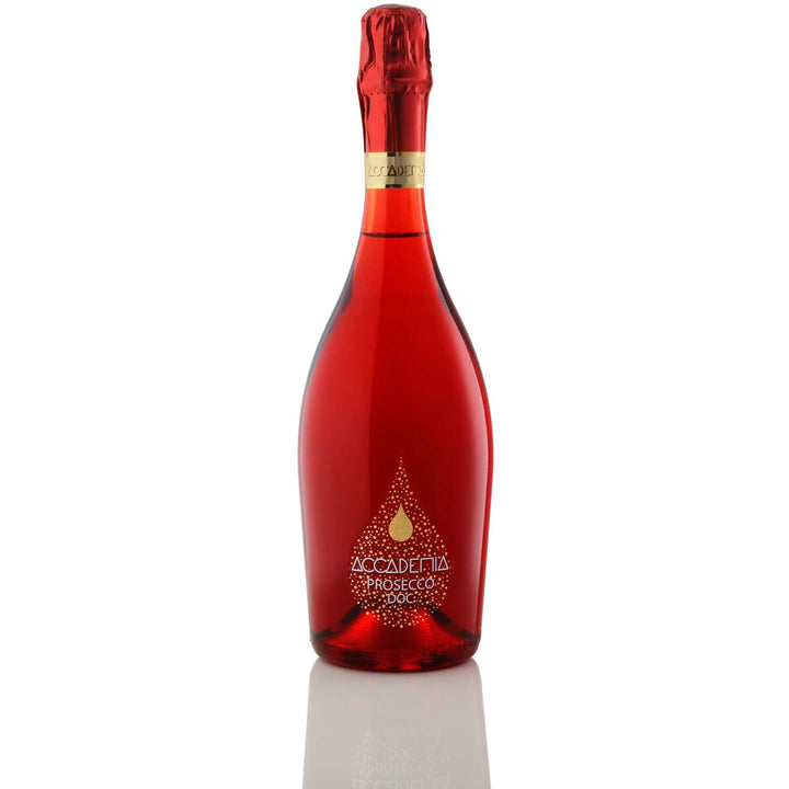 "Accademia Prosecco ""Red"" 75cl by Bottega"