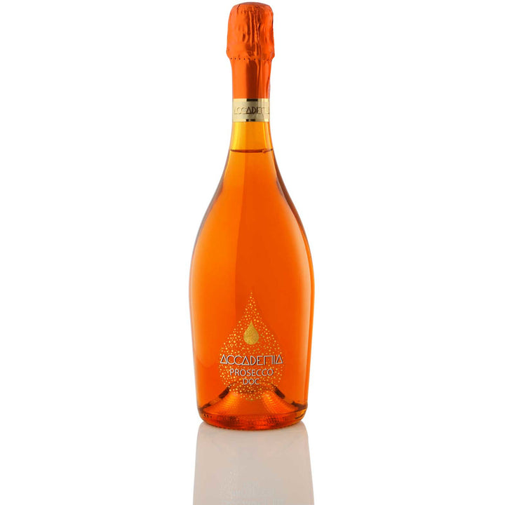 "Accademia Prosecco ""Orange"" 75cl by Bottega"