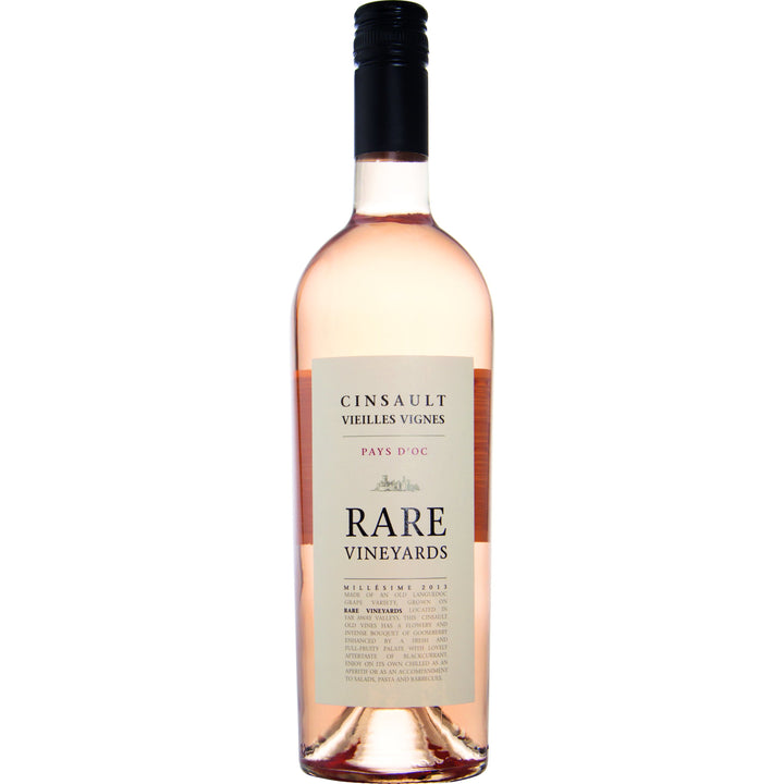 Rare Vineyards Cinsault Rose, 75cl