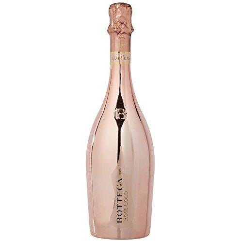 Bottega Rose Gold Prosecco, 75 cl